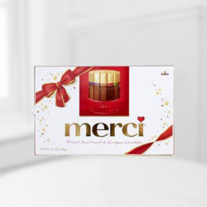 Merci Chocolate 250gm